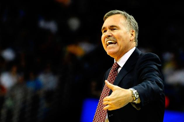 D'Antoni: Knicks' PGs Will Help Melo and Amar'e