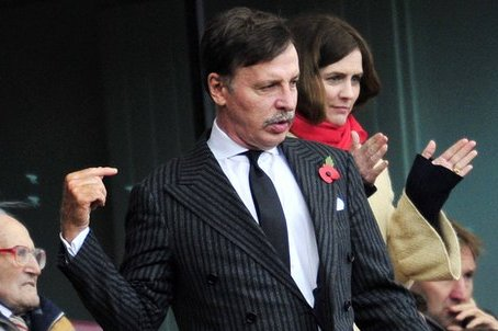 Kroenke Criticised by Ex Director