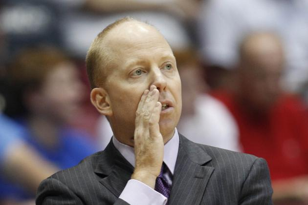 Mick Cronin Not Worried About Big East Split