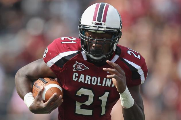NFL Draft: Why It Was a Smart Move for Marcus Lattimore to Forgo Senior Season