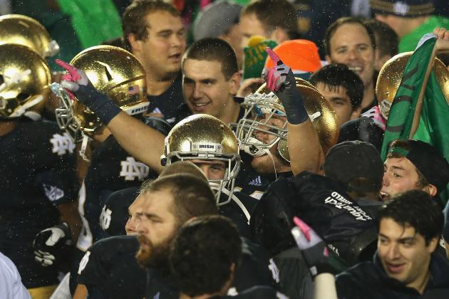 Irish Fans, Enjoy the Moment for What It Is: A Celebration of the Here and Now
