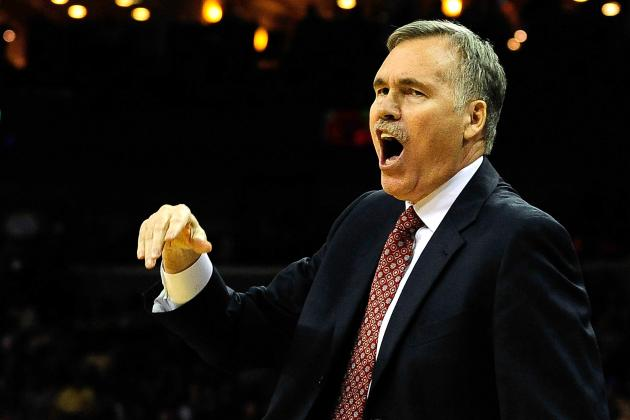 D'Antoni Clarifies: 'No Bitterness' Toward Knicks