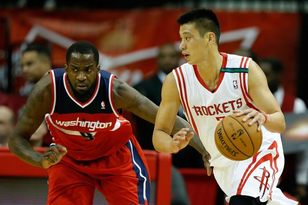 Jeremy Lin: Rockets PG Needs to Start Proving He Was Worth Big Contract