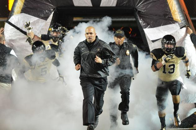 James Franklin Has Changed Image, Culture of Vanderbilt Football