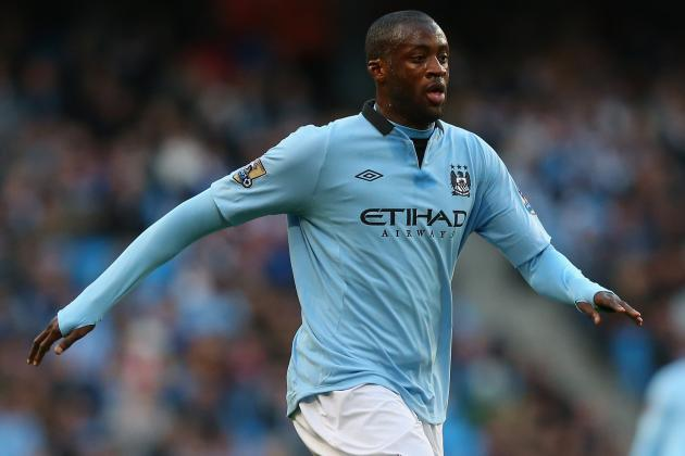 Yaya Toure 'Would Love to End My Career' at City