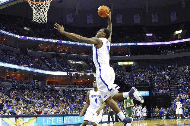 Memphis Forward Leads C-USA in FG Percentage