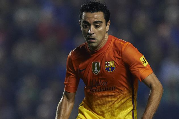 New Xavi Deal Nearly Done and Dusted