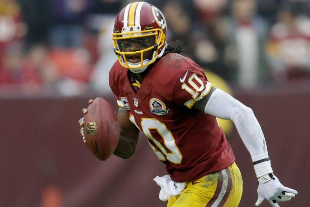 Should the Redskins Use Both Robert Griffin III and Kirk Cousins in Week 15?