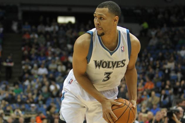 Brandon Roy Back Practicing with Timberwolves