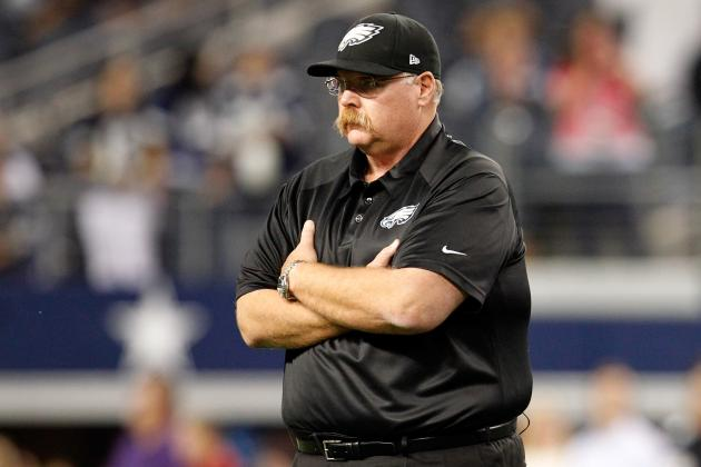 Andy Reid Has No Intention of Taking Year Off from NFL