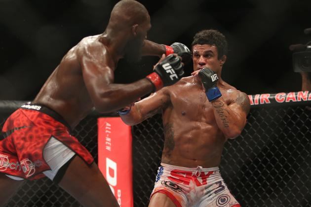 Vitor Belfort: 'Anderson vs. GSP Is Meaningless,' Silva vs. Jones Makes Sense
