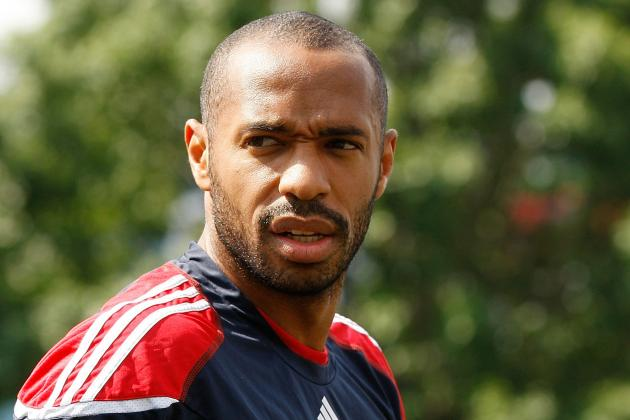 Arsène Wenger Needs Thierry Henry in Support, Says Alisher Usmanov