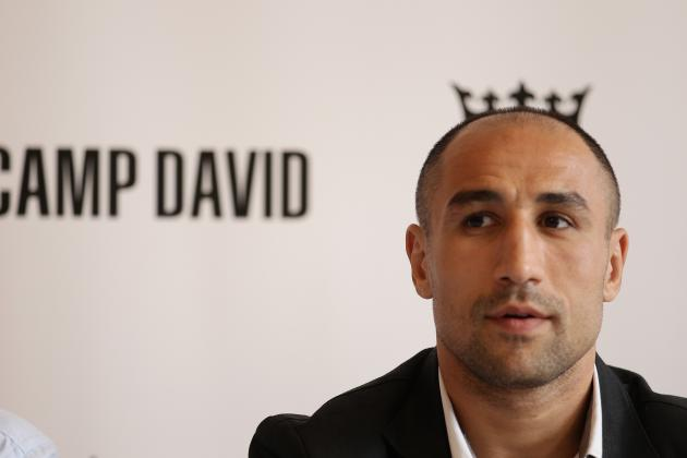 Arthur Abraham vs. Mehdi Bouadla: Preview, Fight Time, Date and More