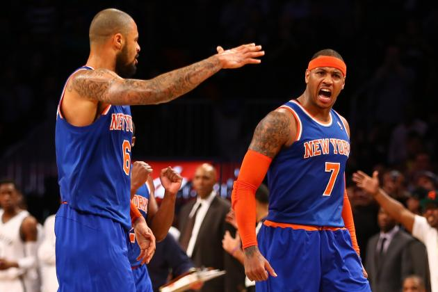 NY Knicks Destined to Follow 2011 Dallas Mavericks Championship Blueprint