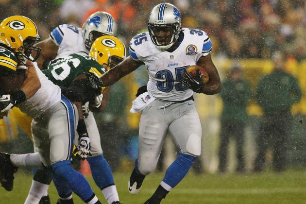Ahmad Bradshaw: Fantasy Replacements for Injured Giants' RB