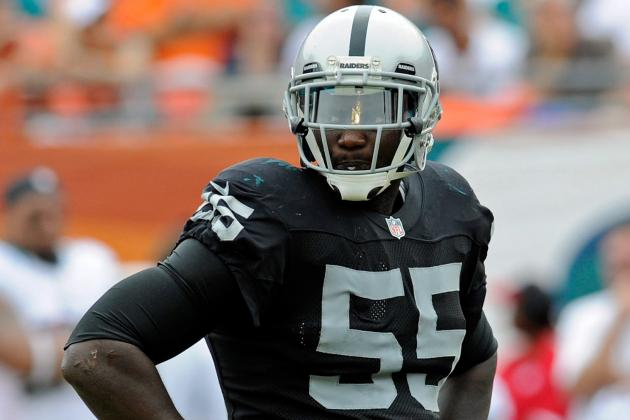 Rolando McClain's Fall from Grace Continues