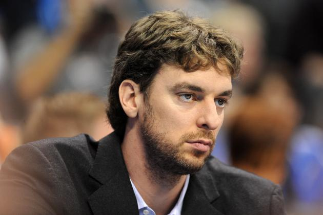 Pau Gasol's Absence Proves Embattled Forward Isn't the Problem for Lakers