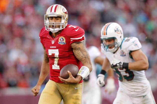 'Tebowing' and 'Griffining' Are Yesterday's News, It's 'Kaepernicking' Time
