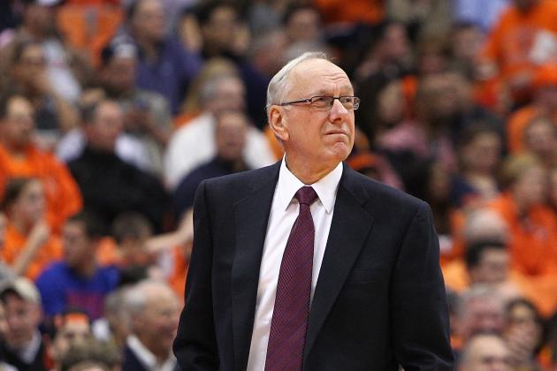 Syracuse's Jim Boeheim 'Sad' About Big East's Fate