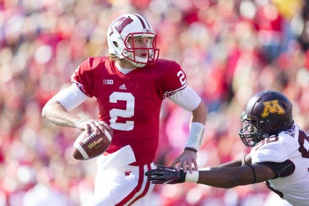 Rose Bowl 2013: Why Joel Stave Should Start at QB for Wisconsin If He's Healthy