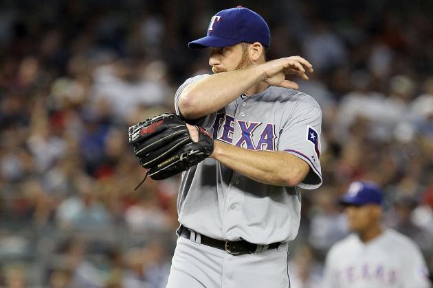 Ryan Dempster to Red Sox: Right-Hander Will Struggle in First Season with Boston