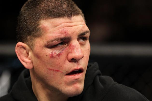 If Diaz Falls to GSP, Should He Move Up and Face Bisping at MW?