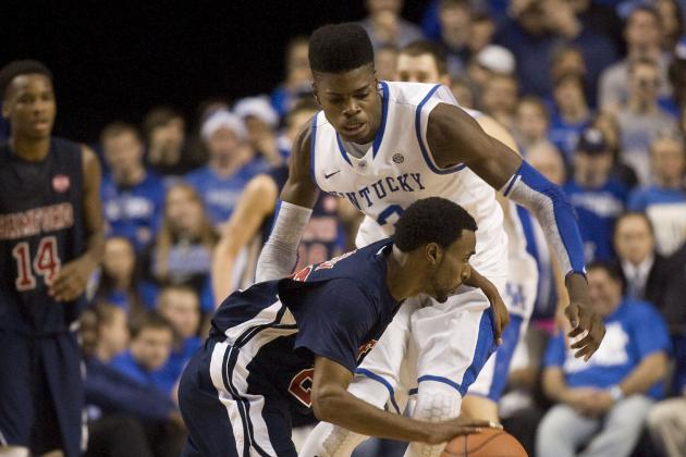 Kentucky Basketball: Nerlens Noel's Defense Has Been Even Better Than Advertised