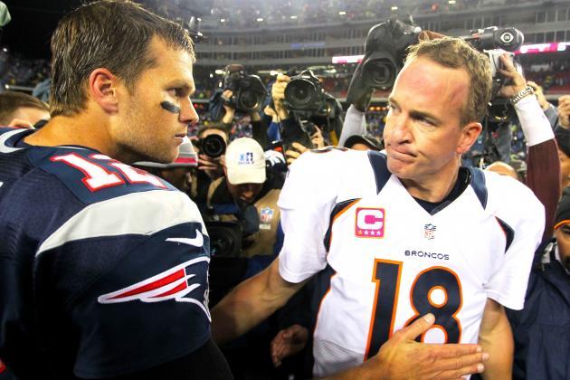 Tom Brady, Peyton Manning Reviving Old Debate with Classic Seasons