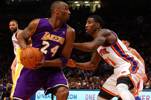 NBA Gamecast: Lakers vs. Knicks