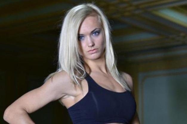 NFL Cheerleader Rachel Wray Finds a New Passion as a MMA Fighter