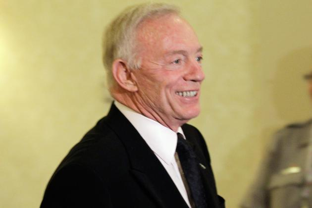 Jerry Jones: Seven Calls from Cowboys Players for Rides