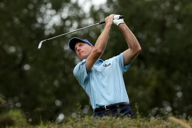 Is the Glass Half Full or Half Empty for Jim Furyk?