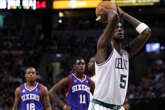 Proving Kevin Garnett Isn't Declining in Latter Stages of His Career