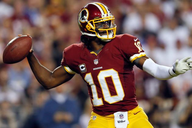 Robert Griffin III's Dad Responds to ESPN's Rob Parker