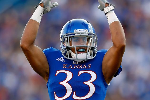 Cornerback Patmon Leaving the KU Program