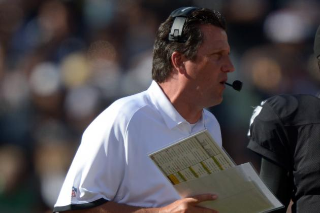 Why the Raiders Should Fire Offensive Coordinator Greg Knapp