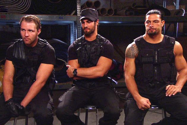 WWE TLC Features the Future with The Shield and Ryback