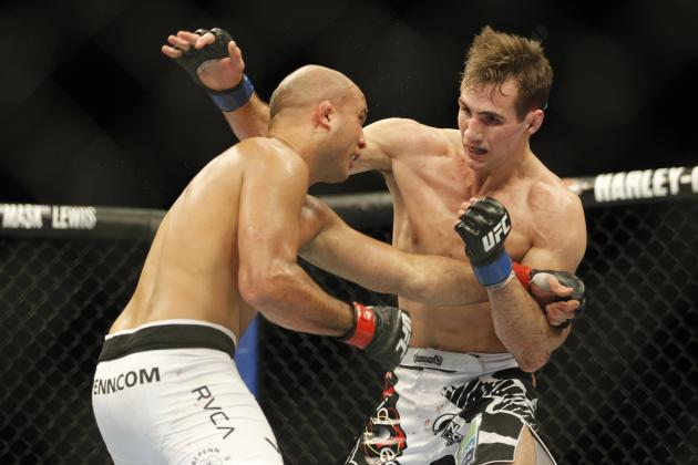 Rory MacDonald Wasn't Showboating Against BJ Penn, Says Trainer