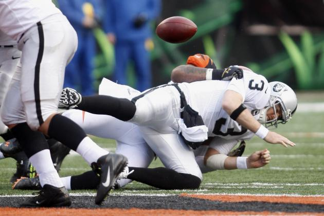 Oakland Raiders: Coordinators Start Making Excuses