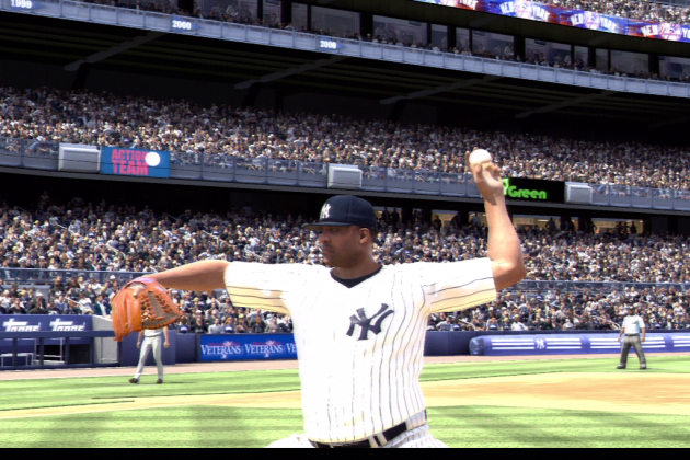 C.C. Sabathia Is Second Candidate for MLB 13: The Show Cover Vote