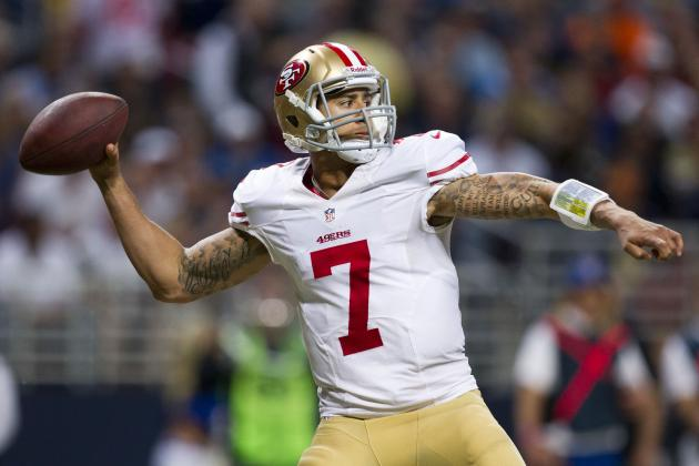 Why Colin Kaepernick Will Thrive Against Suspect Patriots Defense