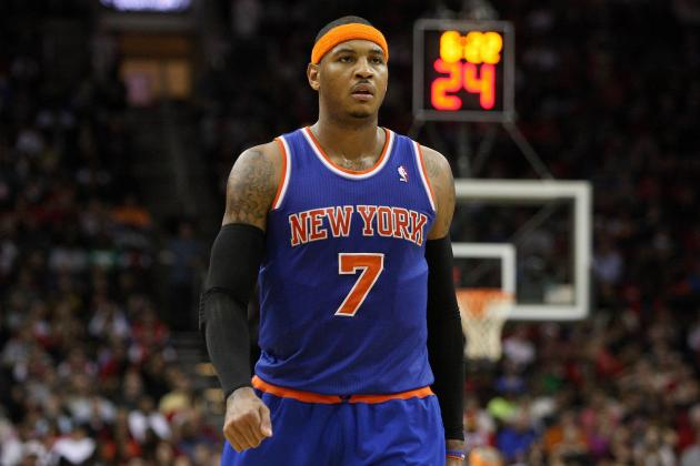 Is Carmelo Anthony More Valuable to the Knicks Than Lebron James Is to the Heat?