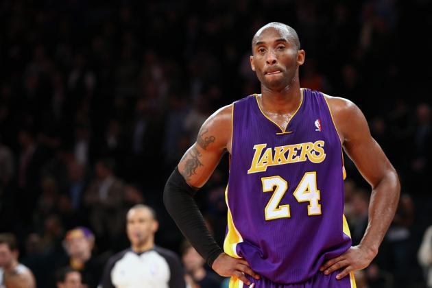 Los Angeles Lakers Becoming Twitter's Favorite Punchline