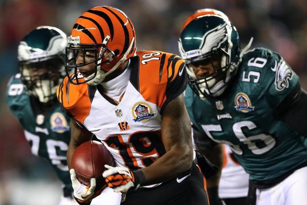 Cincinnati Bengals Capitalize on Turnovers, Beat Eagles