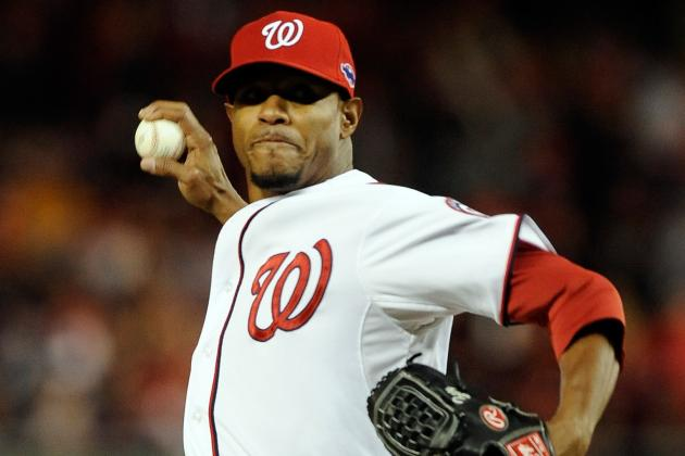 Padres 'Strongly Pursuing' Edwin Jackson