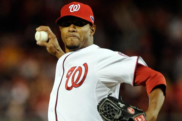 Edwin Jackson Drawing Interest from Rangers and Padres