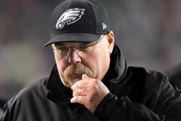 Bengals vs. Eagles: Performance Only Inspires Sadness as Clock Ticks on Philly