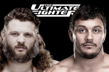 The Ultimate Fighter 16 Finale: Weigh-in Results for Nelson vs. Mitrione Card
