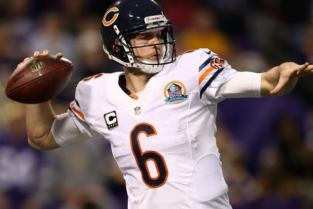 Report: Jay Cutler of Chicago Bears Has Sprained MCL