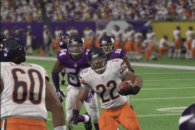 Madden 13: Week 15 Roster Ratings Update